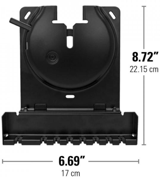 Sanus WSSCAM1-B2 Wandhalter für Sonos Amp