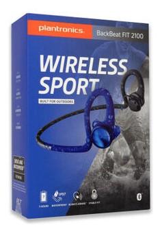 PLANTRONICS BackBeat Fit 2100 Sport Headset blau