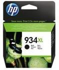orig. Tintenpatrone HP C2P23AE BGX Nr. 934XL black/schwarz, ca. 1000 Seiten