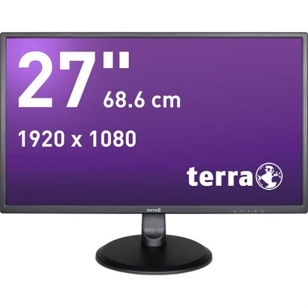 TERRA LED 2747W A-MVA Schwarz