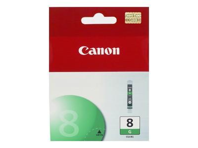 orig. Tintenpatrone Canon CLI8G Grün