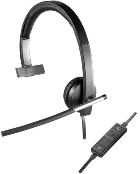 Logitech Headset Mono USB H650e