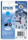 orig. Tintenpatrone Epson 27XL T27124012 cyan/blau, ca. 1100 Seite