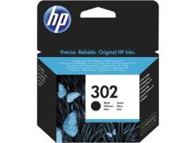HP Tintenpatrone F6U66AE Nr. 302 black ca. 190 Seiten