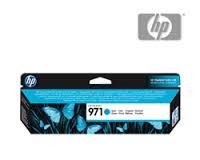 Orig. Tintenpatrone HP CN622AE Nr. 971 Cyan/Blau