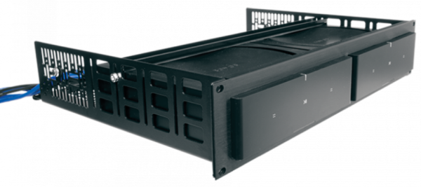 Sanus RSHA-SONOS-AMP2 Rack-Einschub für 2 Sonos Amp
