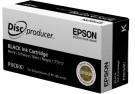 orig. Epson Tinte C13S020452 -PJIC6 -black/schwarz für PP-50/PP-100 ca 1000 Disks