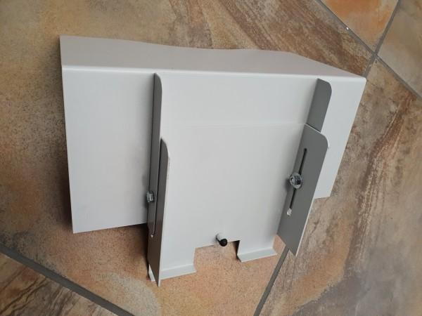 SMEAD CPU-Halter, für Economy Computertisch, licht