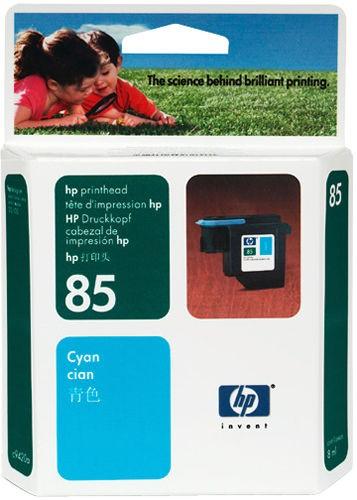 orig. HP Druckkopf C9420A Nr. 85 - cyan