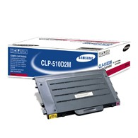orig. Samsung Toner CLP-510D2M/ELS magenta/Rot
