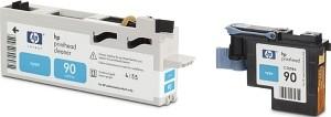 Orig. Druckkopf HP C5055A Nr.90 Cyan/Blau