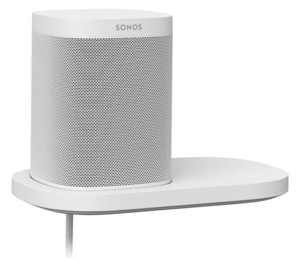 Sonos Shelf white Regal für ONE & ONE SL & Play:1 weiß