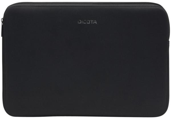 Dicota PerfectSkin Tasche (Sleeve) für 39,6 cm (15,6 Zoll) Notebook - Schwarz - Synthetik, Neopren