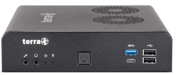 TERRA PC-Mini 6000V5 Silent Greenline, i5 10400, 8GB, 256GB SSD, W10 Pro