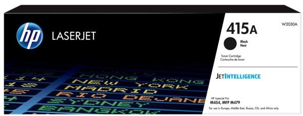 orig. Toner HP W2030A No. 415A black/schwarz ca. 2.400 Seiten