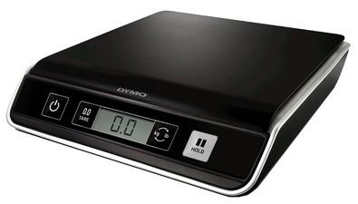 Dymo elektronische Briefwaage M2, Tragkraft: 2kg, schwarz