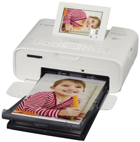 Canon Selphy CP1300 - Fotodrucker weiß