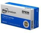 orig. Epson Toner C13S020447 - PJIC1 - cyan/blau für PP-50/PP-100 ca 1000 Disks