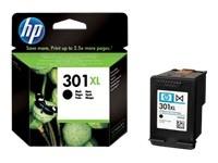Orig. Tintenpatrone HP CH563EE Nr.301XL black/schwarz 480 Seiten