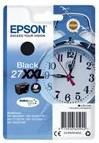 orig. Tintenpatrone Epson 27XXL T27914012 black/schwarz, ca. 2200 Seite