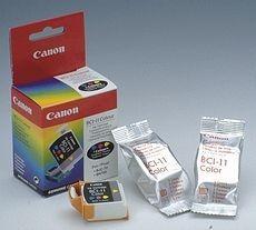 orig. Canon Tintenpatrone BCI-11 C color/Farbe