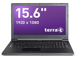 TERRA MOBILE 1543 W10Pro i7-8700T, 512 M.2 SSD, 16GB