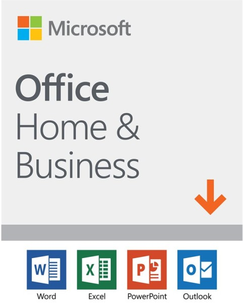 MS Office Home and Business 2019 German License Download T5D-03183