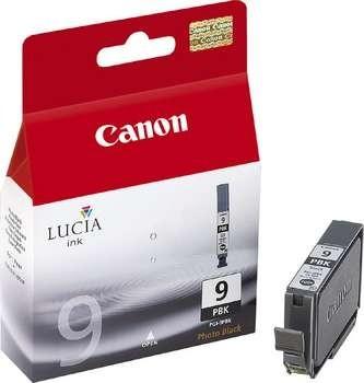 orig. Tintenpatrone Canon PGI-9PBK Photo black/Fotoschwarz