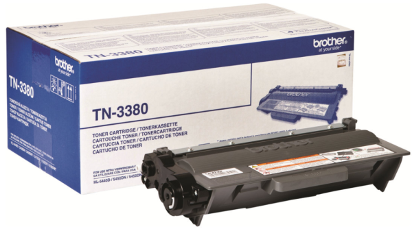 orig. Brother Toner TN-3380 ca. 8000 Seiten