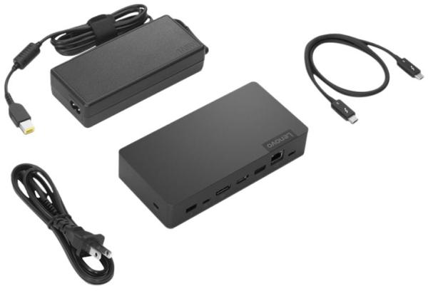 LENOVO ThinkPad Thunderbolt3 Essential Dock (EU) 40AV0135EU