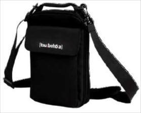 """Tsubehöa iPad/Tablet/Netbook Sleeve Nolita II 10,2"""" black"""