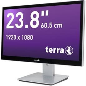 Terra All-in-One-PC 2415HA 10-point Multitouch GREENLINE i5-9500, 8GB, 500GB SSD W10P