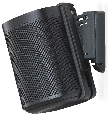 Flexson Wandhalter für Sonos One / Play:1 black - FLXS1WM1021