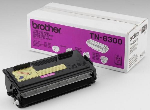 orig. Toner Brother TN-6300 ca. 3000 Seiten