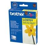 Orig. Tintenpatrone Brother LC-970Y yellow/Gelb