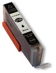 Kompatible Tintenpatrone Canon CLI-571XL BK black/schwarz