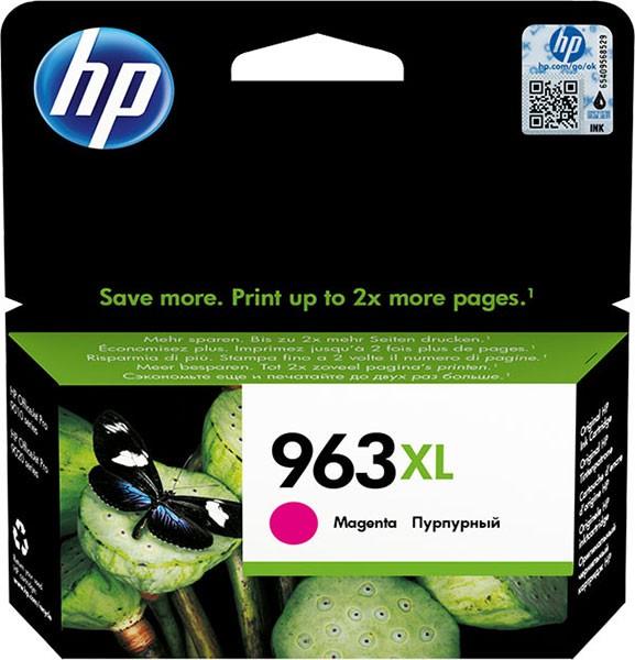 orig. Tintenpatrone HP 963XL Magenta/Rot 3JA28AE#BGX