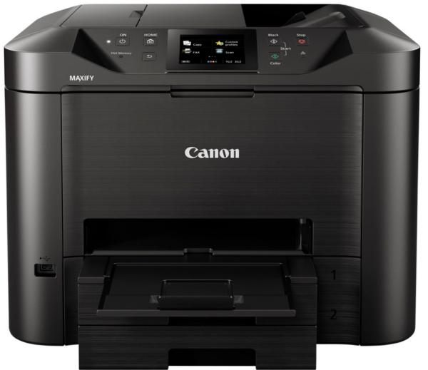 CANON Maxify MB5450 Tintenstrahldrucker 4in1 Farbe Tintenstrahldrucker A4