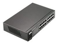 Zyxel Switch 16-port 10/100/1000 GS1100-16