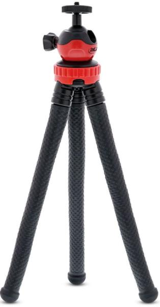 InLIne Multi Grip Flex Mini-Stativ 290mm, flexible Gummierte Füsse