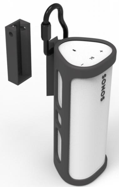Flexson Montierbares Travel Cover für Sonos Roam