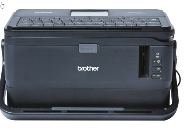 Brother P-Touch PT-D800W - Etikettendrucker - Thermotransfer - Rolle (3,6 cm) - 720 x 360 dpi - bis