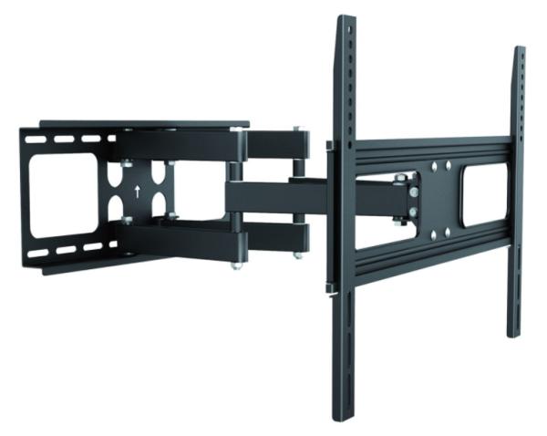 Value Monitor/TV-Wandhalterung, schwarz