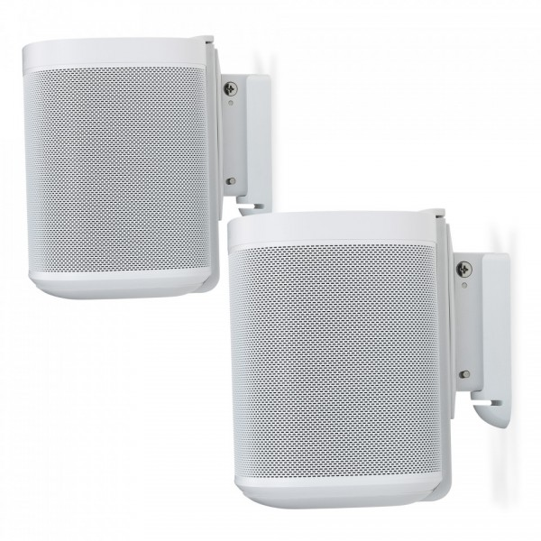 Flexson Wandhalter für Sonos One / Play:1 Weiß - FLXS1WM2011