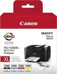 orig. Tintenpatrone CANON PGI-1500XL Multipack BK/C/M/Y