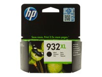 Orig. Tintenpatrone HP CN053AE1 Nr. 932XL Black/Schwarz Cart Blist