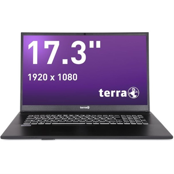 TERRA MOBILE 1716 i5-10210U, 8GB, 500GB SSD M.2, Win10Pro