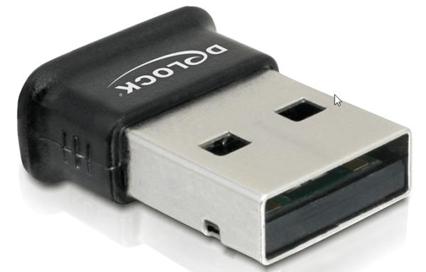 DELOCK Bluetooth USB 2.0 Micro CI2 10 m V4.0 Dual Modus