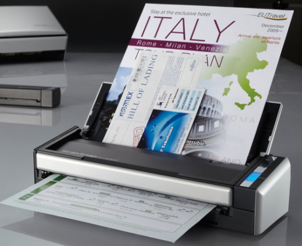 FUJITSU Dokuementenscanner ScanSnap S1300i Scanner 12ppm A4 Visitenkarten ADF USB2.0