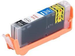 Kompatible Tintenpatrone Canon CLI-581XXLC Cyan/Blau, 12,2ml